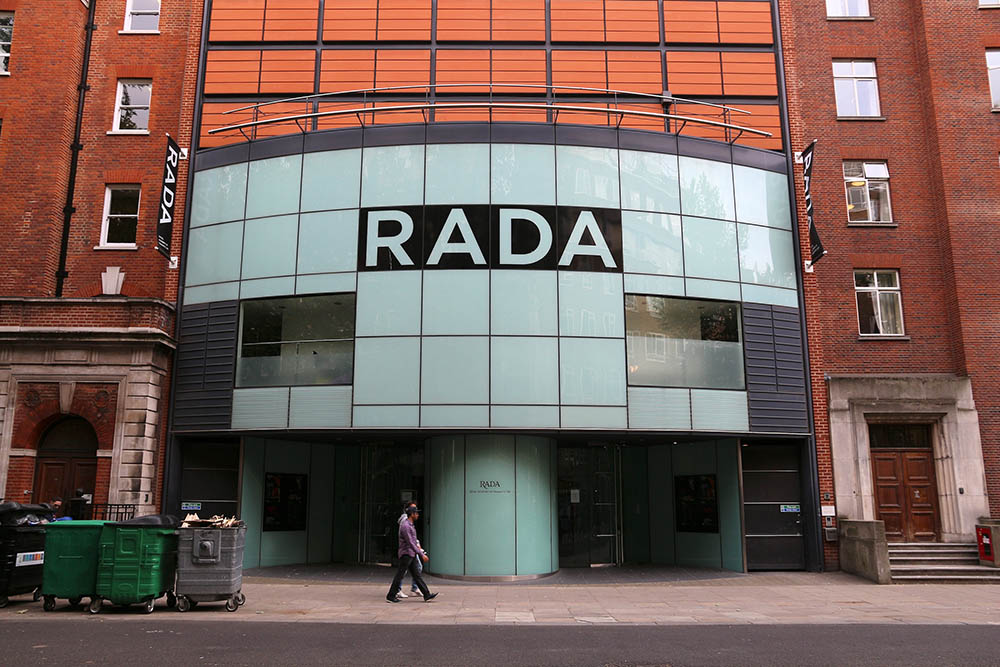 What age can you go to RADA